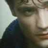 copracat: David Hewlett close up, an early movie (dark)