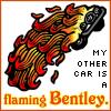 solarcat: (GO -- Flaming Bentley)