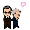 solarcat: (Pundits -- Keith/Anderson)