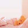 april: (Sleepy bear)