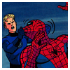mizzmarvel: (spidey/torch catfight!)