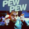 mizzmarvel: (pew pew! - superheroine)