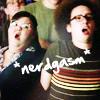 haight: ([Glee] Nerdgasm)