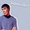 seorgia: (Silly: Spock Buttsecks)