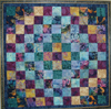 sonia: Quilted wall-hanging (tapestry)