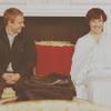 asgardians: (Sherlock&John » Laugh)