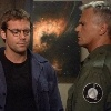 shadowintime: Jack and Daniel from Stargate SG-1 (Jack/Daniel)