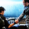 caseylane: John and Rodney holding hands (John/Rodney)