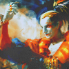 Kefka Palazzo: The God of Magic
