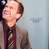 urbaninja: (Barney | Lol)