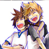 urbaninja: (Roxas and Sora | Laughing)