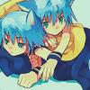 boundbynaught: (~ooc: neko twinning moment of cute)