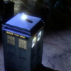 doyle: tardis (companion - sarah (close))