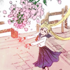 inthenameofthemoon: ([usagi] catching flowers)