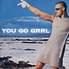 "kate: Brad Pitt in a dress says: ""YOU GO GRRL"" (RP: Brad ""you go grrl"")"