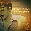 yourlibrarian: Lorne pretends he can help (BUF-LornePretend-indulging_breck)