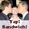 ankh: (NCIS sandwich)
