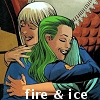 ankh: (fire ice reunion)