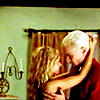 "sabrina: Buffy & Spike kissing in ""Something Blue"" (BtVS; Spike & Buffy Smoochies)"