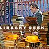 yourlibrarian: LibraryGeek-eyesthatslay (BUF-LibraryGeek-eyesthatslay)