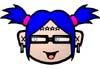 ext_2802: (cartoon face)