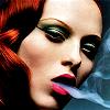 ariyanaforever: (Karen Elson: White smoke)