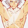 brotochika: (sun bathed.)