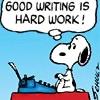 allana: (writing)