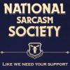 allana: (national sarcasm society)