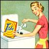 allana: (housework)
