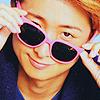 monstravanus: (OHNO Satoshi: the PINK glasses)