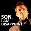 likeabulldozer: ([Ten] Son I am disappoint)