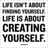 "croyant: ""...But the self is not something one finds, it is something one creates."" ([Stock]Create Yourself!)"