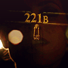 centaurie: sherlock (221b Baker Street)