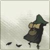aigha: (Moomin - Snufkin)