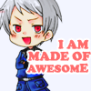 prussia: (i am made of awesome)