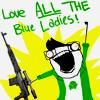 robokatar: ([hs] ALL THE BLUE LADIES!)