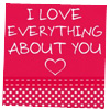 piggy: (love everything about you pink)
