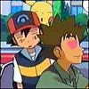 befriending: (Brock and his hormones again...)