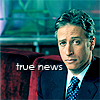 christycorr: Jon Stewart (The Daily Show) (True story.)