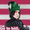 merrily: Go To Snape (hp)