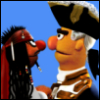 merrily: Pirate muppets! (muppets)