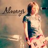 fonulyn: (die; always)
