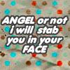 linda3m: (Stab face - pissed off)