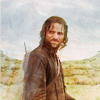 exrpan: (lotr - aragorn colored pencils)
