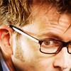 Tʜᴇ Tᴇɴᴛʜ Dᴏᴄᴛᴏʀ: misc: close up glasses