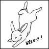kleine_teekanne: (animals: happy floating bunny)