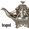 kleine_teekanne: (misc.: pretty silver teapot)