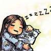 alas: Avatar to indicate blissful sleeping (Sleep)