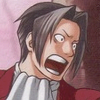 truthsnomiracle: Edgeworth's eyes and mouth are both wide in a desperate, horrified expression. (Not the whole bottle!, NO!)